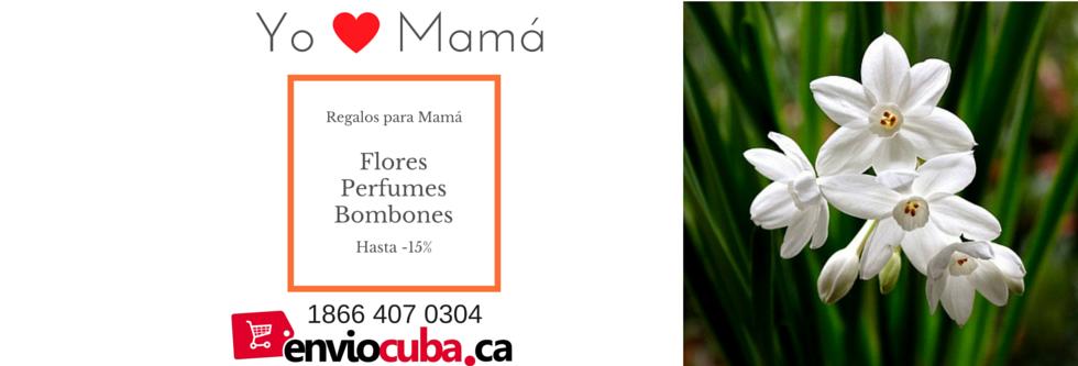 envio de regalos a madres de Cuba