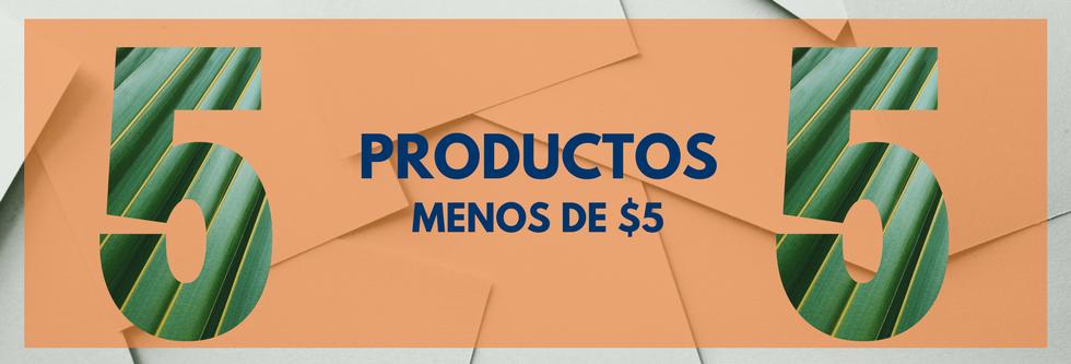 Productos baratos para tus envios a Cuba