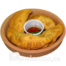 Empanadillas de picadillo